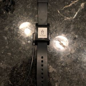 Accessories - pebble watch